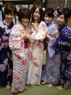 織り姫たち☆